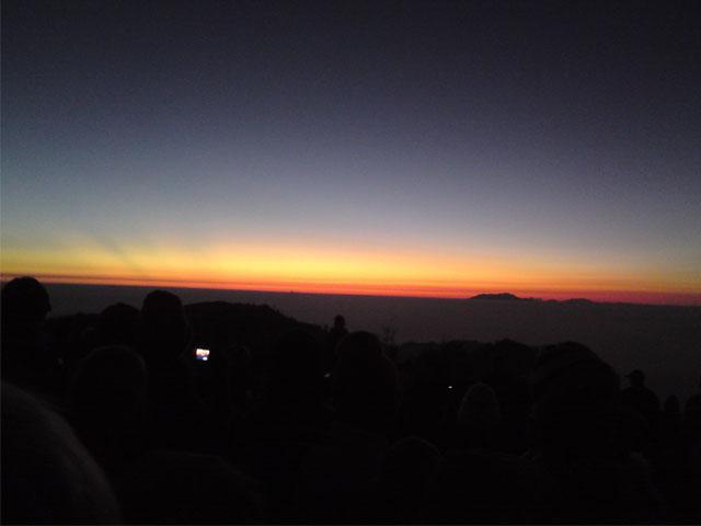 Sunrise Di Penanjakan 4