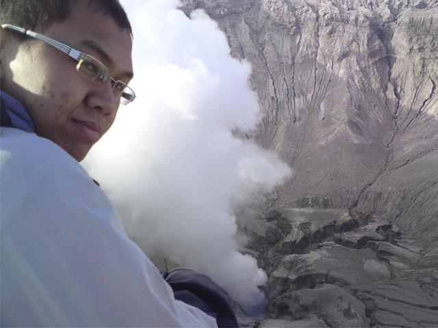 Kawah Gunung Bromo