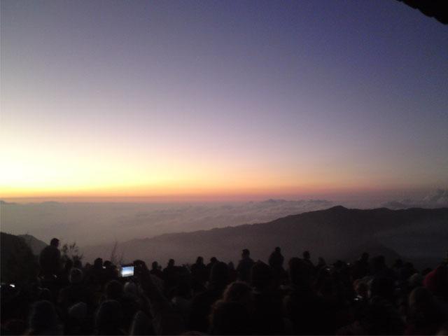 Sunrise Di Penanjakan 2