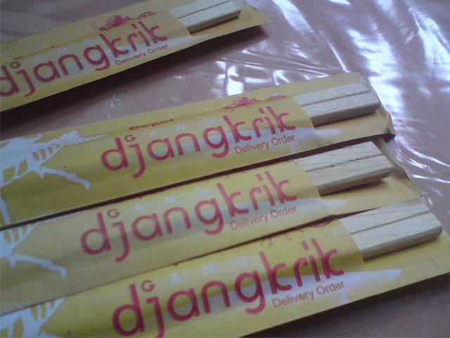 Waroeng Makan Gang Djangkrik, Malang