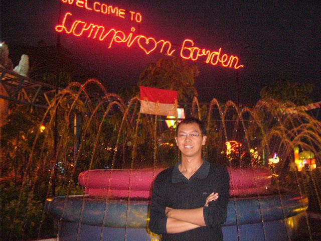Lampion Garden di BNS